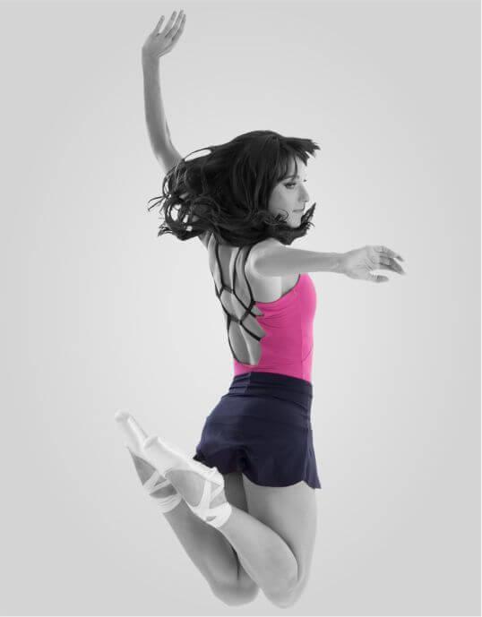 3477d1531e Moda Bailarina  7 dicas para uma bailarina se vestir bem