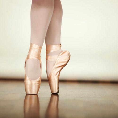Como escolher sapatilhas de bailarina?