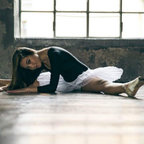 Como é a dieta de uma bailarina?
