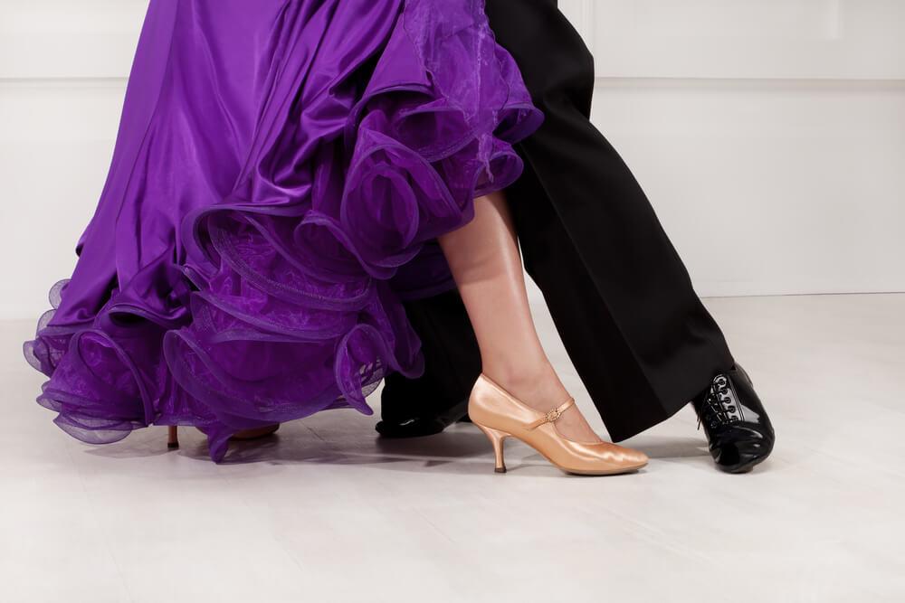 587534f811 Como escolher o sapato correto para dança de salão? | Paixão pela ...
