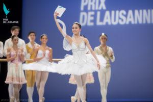 Prixde-lausanne - evidence ballet