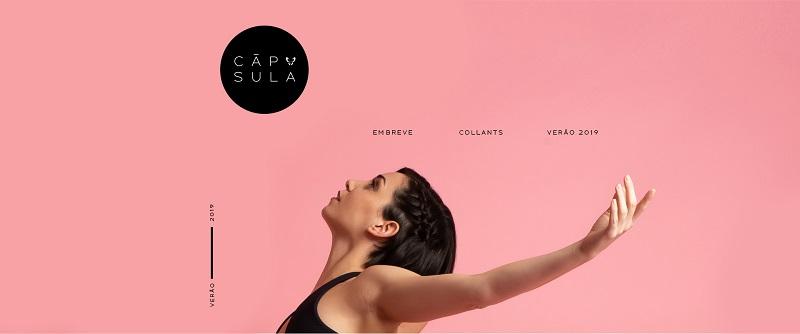 Evidence Ballet- Coleção Capsula 3 - Banner ecommerce 2
