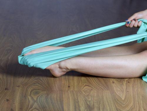 Conheça 5 exercícios para fortalecer o pé!