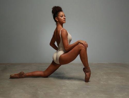 Pirouette Misty - Evidence Ballet