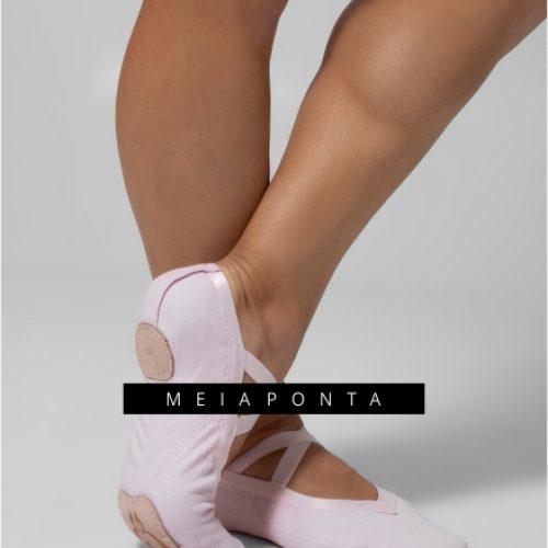 Qual a melhor sapatilha de ballet para iniciante?