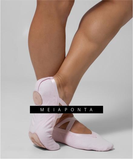 Sapatilha de meia ponta - Evidence Ballet