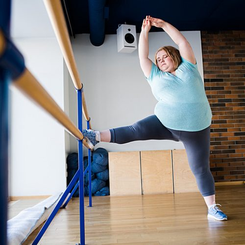 Saiba como a dança pode ajudar no empoderamento gordo
