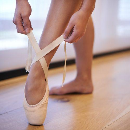 Saiba quando começar a usar sapatilha de ponta!