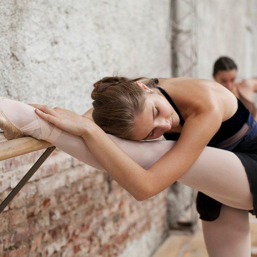 Alongamento de ballet: como ajuda a aumentar a flexibilidade?