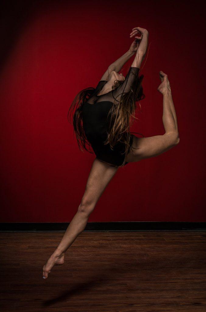 people, woman, dancer
