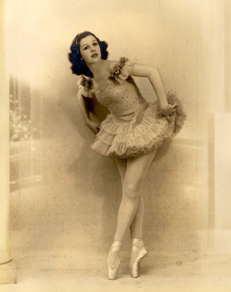vintage, ballerina, ballet