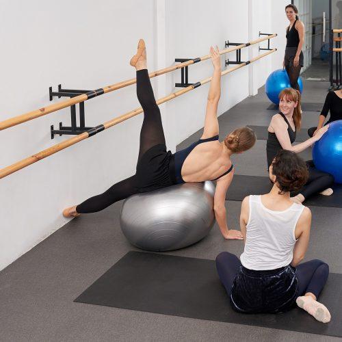 Qual a importância da estabilidade do core para o balé e como exercitá-la?